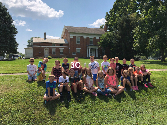 3C at the Jones Menard mansion