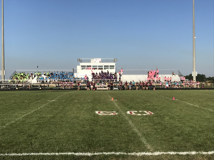 Homecoming games 2018