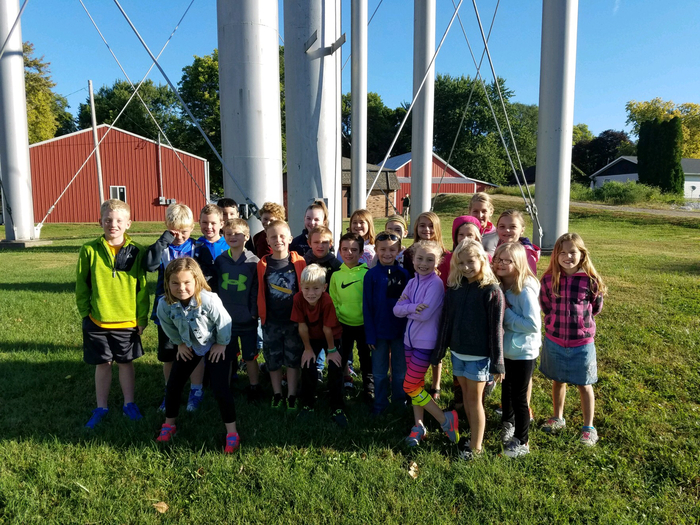 3B at the water tower.